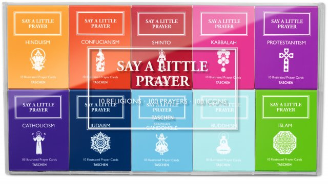 "O jogo de cartas ""Say a Little Prayer"", de Giovanni Bianco"