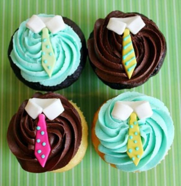 cupcakes-de-gravata