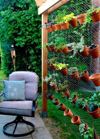 ideias para montar um jardim pequenoideiasjardim8