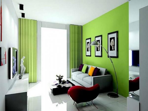 decorar-sala-verde