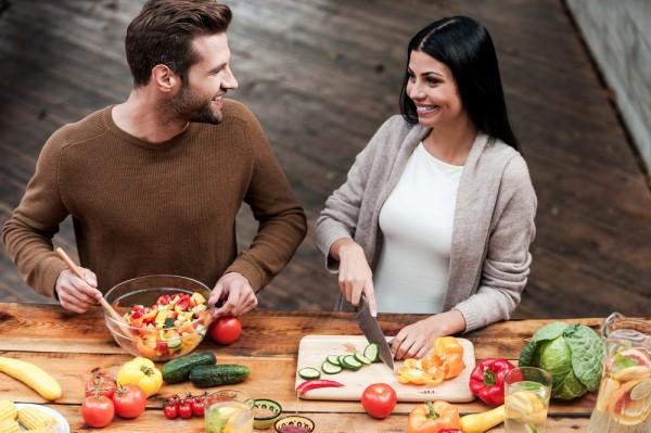 Programa franco de comida de perda de peso