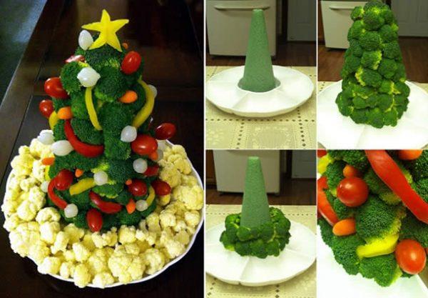 decoracao-de-pratos-bandejas-de-alimentos-para-natal-arvore-brocolis-3d